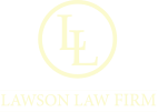 Lawson Law Firm, Tennessee Logo.